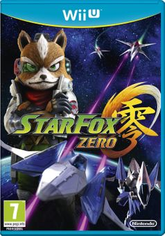 Star Fox Zero Wii U - Game Code
