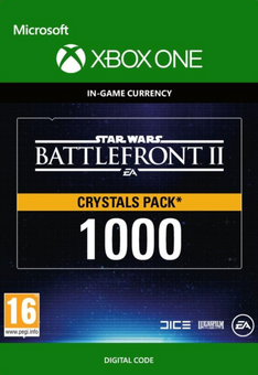 Star Wars Battlefront 2: 1000 Crystals Xbox One