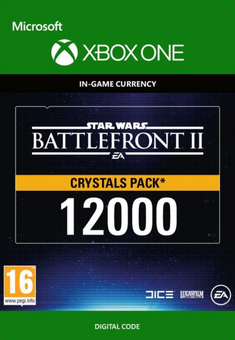 Star Wars Battlefront 2: 12000 Crystals Xbox One