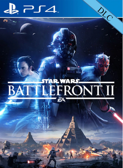Star Wars Battlefront II 2 - The Last Jedi Heroes PS4