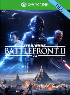 Star Wars Battlefront II 2 - The Last Jedi Heroes Xbox One