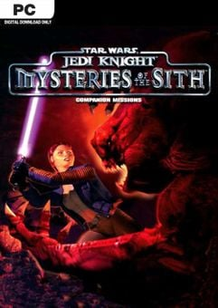 STAR WARS Jedi Knight - Mysteries of the Sith PC