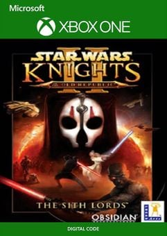 Star Wars - Knights of the Old Republic II: The Sith Lords Xbox One/ Xbox 360