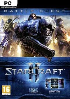 Starcraft 2 Battlechest 2.0 PC (US)