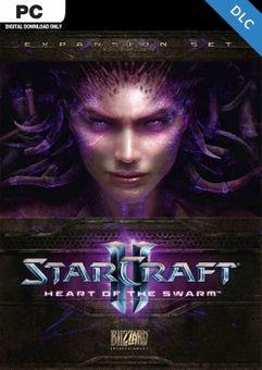 Starcraft 2: Heart of the Swarm PC (WW)
