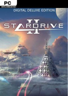 StarDrive 2 Deluxe Edition PC