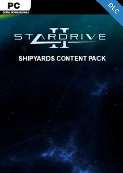 StarDrive 2 - Shipyards Content Pack PC - DLC