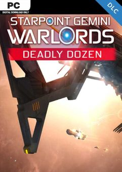 Starpoint Gemini Warlords Deadly Dozen PC - DLC