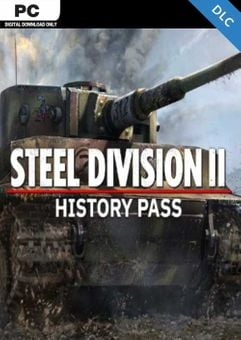 Steel Division 2 - History Pass PC - DLC