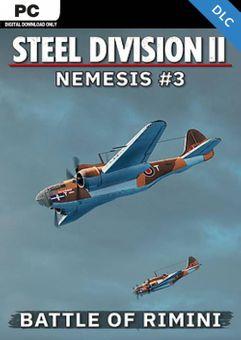 Steel Division 2 - Nemesis #3 - Battle of Rimini PC - DLC