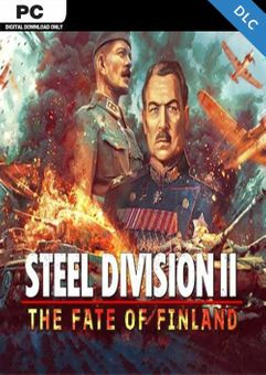 Steel Division 2 - The Fate of Finland PC - DLC