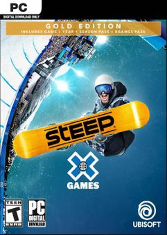 Steep X Games- Gold Edition PC (EU)
