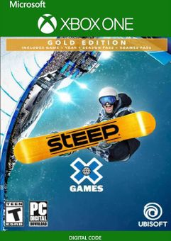 Steep X Games Gold Edition Xbox One (UK)