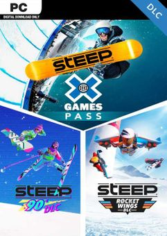 Steep X Games Pass PC - DLC (EU)