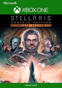 Stellaris: Console Edition - Deluxe Edition Xbox One (UK)