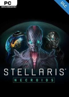Stellaris: Necroids Species Pack PC - DLC