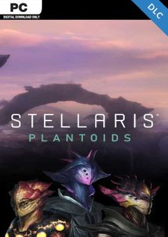 Stellaris: Plantoids Species Pack PC - DLC