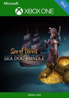 Sea of Thieves Sea Dog Pack Xbox One / PC