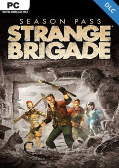 Strange Brigade - Season Pass PC - DLC