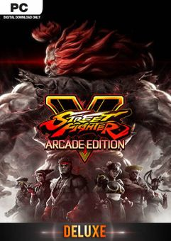Street Fighter V 5: Arcade Edition Deluxe PC