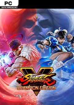 Street Fighter V 5 - Champion Edition PC