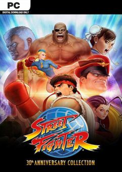 Street Fighter 30th Anniversary Collection PC (EU)