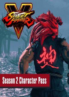 Street Fighter V - Season 2 Character Pass PC - DLC