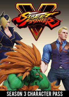 Street Fighter V - Season 3 Character Pass PC - DLC