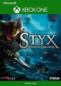 Styx: Shards of Darkness Xbox One (UK)