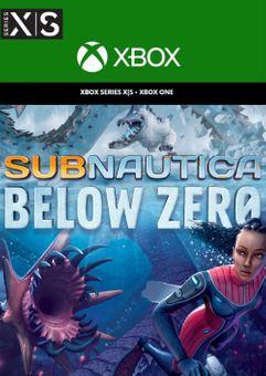 Subnautica: Below Zero Xbox One / Xbox Series X|S (UK)