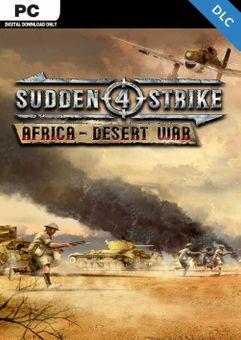 Sudden Strike 4 - Africa: Desert War PC - DLC