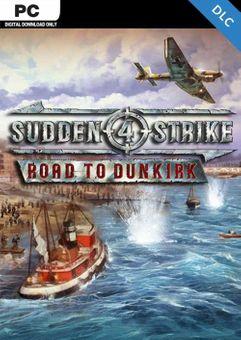 Sudden Strike 4 - Road to Dunkirk PC - DLC