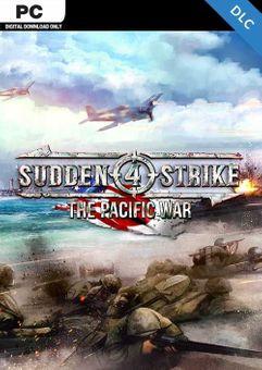 Sudden Strike 4 - The Pacific War PC - DLC