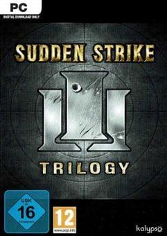 Sudden Strike Trilogy PC