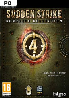Sudden Strike 4 - Complete Collection PC