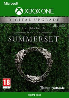 The Elder Scrolls Online: Summerset Upgrade Edition Xbox One