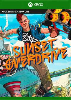Sunset Overdrive Xbox One (UK)