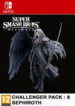 Super Smash Bros. Ultimate Challenger Pack 8 Sephiroth Switch (EU)
