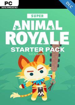 Super Animal Royale Season 1 Starter Pack PC - DLC