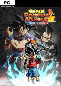 Super Dragon Ball Heroes World Mission PC (EU)