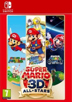 Super Mario 3D All-Stars Switch (EU)