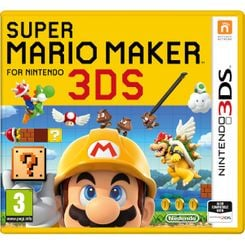 Super Mario Maker 3DS - Game Code