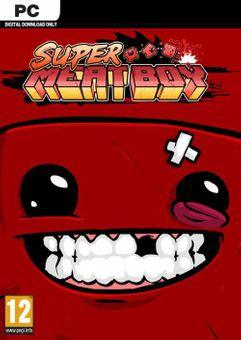 Super Meat Boy PC