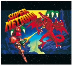 Super Metroid 3DS - Game Code (ENG)
