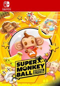 Super Monkey Ball Banana Blitz Switch (EU)