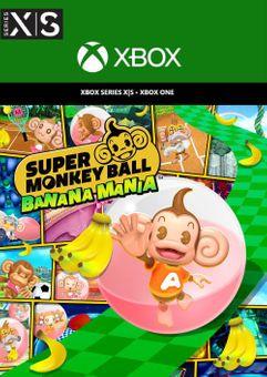 Super Monkey Ball Banana Mania Xbox One & Xbox Series X|S (EU)