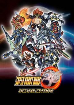 Super Robot Wars 30 Deluxe Edition PC