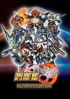Super Robot Wars 30 Ultimate Edition PC