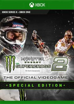 Monster Energy Supercross 2 - Special Edition Xbox One (UK)