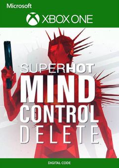 SUPERHOT: MIND CONTROL DELETE Xbox One (UK)
